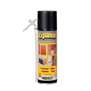 Espuma Vedacit Poliuretano Spray 500ml 480g