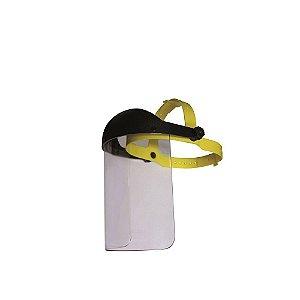 Máscara Protetor Fácil Transparente Artoch 200mm