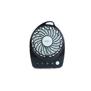 Mini Ventilador Portátil Super Potente Yg-5318 Preto Nsbao