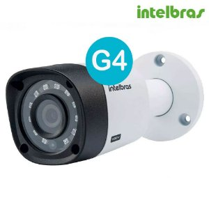 CAMERA INFRA BULLET MULTI HD 720P 1MP 2.6MM 20MTS VHD 1120B G4 INTELBRAS