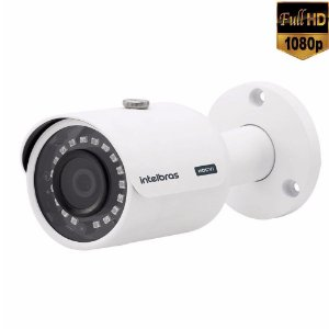 CAMERA INFRA BULLET FULL HD 1080P 2MP 30MTS VHD 3230 B INTELBRAS