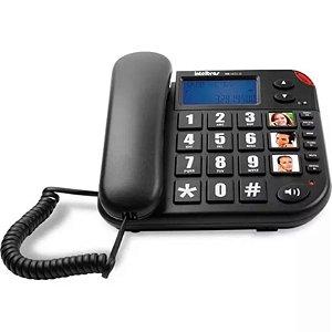 Tok Fácil ID - Telefone Com Fio Intelbras