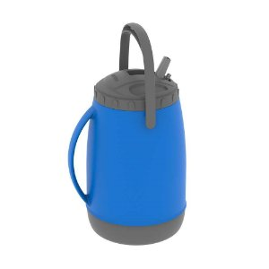 Recipiente Isotérmico Atacama 2,5 Litros Azul Soprano