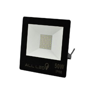 REFLETOR  LED ALL LED IP66 50W  4500 LUMENS  3000K
