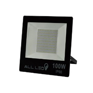 REFLETOR  LED ALL LED IP66 100W  9000 LUMENS  6000K