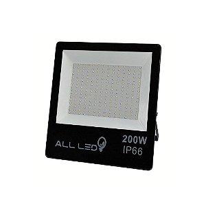 REFLETOR  LED ALL LED IP66 200W  18000 LUMENS  6000K