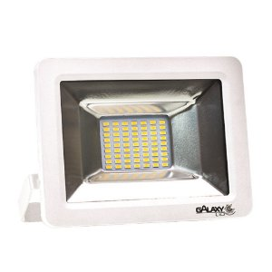 REFLETOR  LED galaxy Branco  30W  2100LUMENS 6500K
