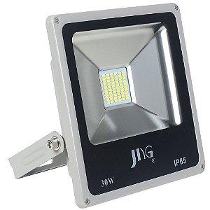 REFLETOR  LED JNG FLA02  30W  1800 LUMENS 6500K