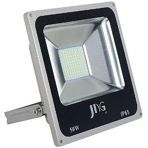 REFLETOR  LED JNG FLA02  50W  3000 LUMENS 6500K