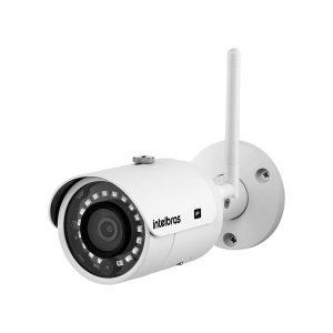 Camera Ip Wi-Fi  VIP 3430 W  Intelbras