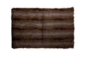 Tapete de Pele Sintética 70cmx110cm Vênus Victrix