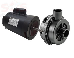 Motobomba para Hidro - WEG  1,5 cv  - SEM PÉ   127/220v