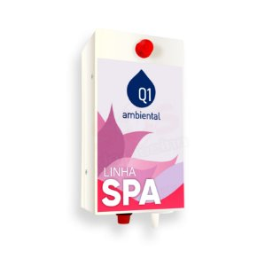 Ozônio Q1 SPA  para banheiras/spas/ofurôs de até 3.000 litros (somente gerador)