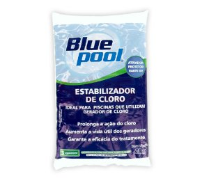 Estabilizador de cloro Bluepool 2 kg