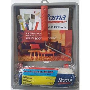 KIT PINTURA ROMA FLEX COM 3 peças 645 01