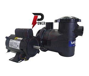 Motobomba Para piscina Power 1/2 cv com Motor 3/4 cv