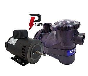 Motobomba Para piscina Power 1,5 cv com Motor 2,0  cv