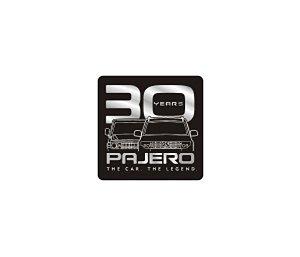 Adesivo Para Pajero Full HPE - 30 YEARS PAJERO