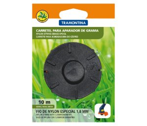 FIO NYLON 1,6mm/ 10m DUPLO TRAMONTINA