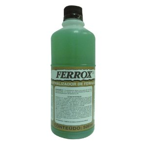 REMOVEDOR DE FERRUGEM FERROX 500Ml