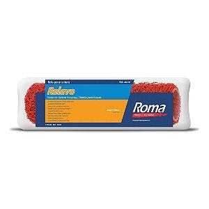 ROLO TEXTURA ROMA RELEVO 10CM COM CABO