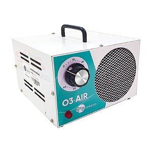 Ozônio para Sanitização de  Ambientes  O3 Air Fit 30 Mts³ 110 Volts