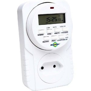 Timer Digital Bivolt