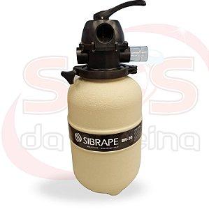 Filtro - Br-30 - Sibrape - Para Piscinas Até 31,2 m³