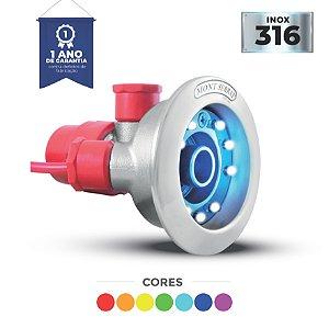 HIDRO CROMOTERAPIA REDONDO RGB - 4.5 W - MONT SERRAT