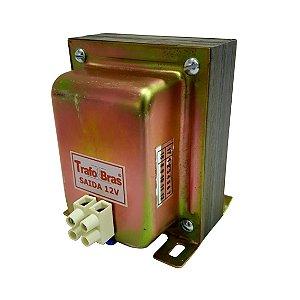 Transformador para Iluminação - Bivolt - 60 VA - 60 W - Saída 12 V