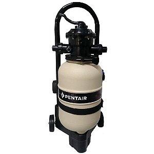Conjunto Filtrante - Kit Portátil - Filtro BR 40 - Motobomba 1/3 CV - Sibrape