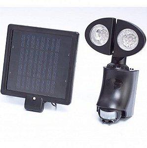 Luminária Solar - SSL - LUZ de Segurança Solar GS-021