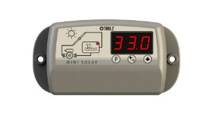 Controlador Para Aquecimento Solar Tholz -  SOLAR Bivolt
