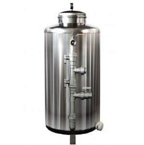 Filtros de Água Potável - Filtro Central - Aço Inox 304 - Pirafiltro - FCI 5000
