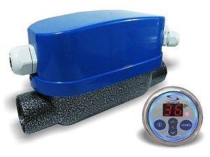 Avantime Max - Aquecedor Digital para Banheiras - Sinapse - 8000 W - Com Nível de Água