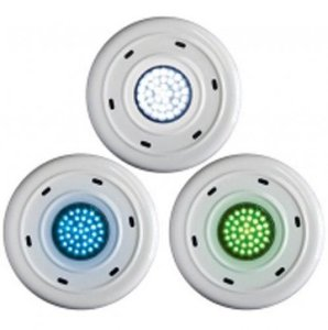 REFLETORES PARA PISCINAS - POWER LED - MONOCROMÁTICO - 36 LEDS