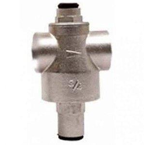 Válvula Reguladora de Pressão sem Manômetro - Nautilus