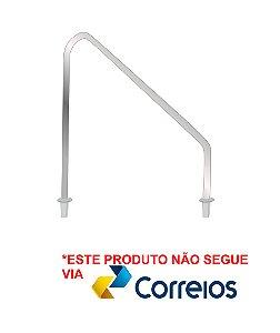 Corrimão para Piscina - Aço Inox 304 - 1 1/2 - FRANÇA