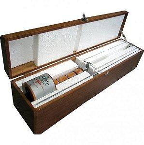 Espeto Giratório Automático - Embalagem de Madeira - 220 V