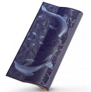 Borda Pool - Esmaltada - Azul Brilhante - 357