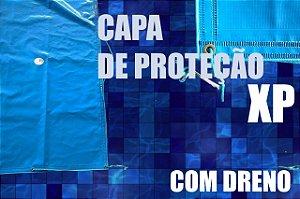 CAPA DE PROTEÇÃO - PARA PISCINA - COM DRENO