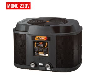 Trocador de Calor - Nautilus - Aquahot  - Black Edition -  AA-105 - 220v