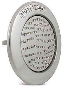 Refletor em Inox - MCR 5 - Monocromático - Branco - de Encaixe