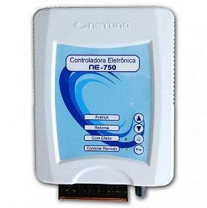 Caixa de Comando - Controladora Eletrônica - Automatizados - Netuno - NE 1150