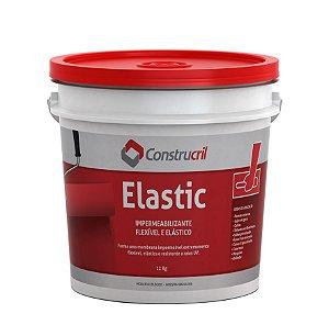 Construcril ELASTIC - Impermeabilizante Flexível e Elastico - 12 Kg