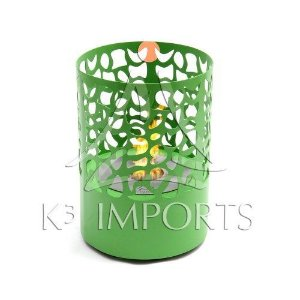 Lareira Ecológica - PÍTON Verde
