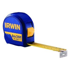 TRENA IRWIN STANDARD 8M/25MM COM TRAVA