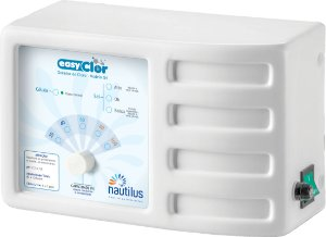 Gerador de Cloro - Clorador Aquaclor G4 25 AL - Nautilus - 70.000 L
