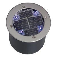 Luminária Solar - SSL - Luminária para Piso - SH200C