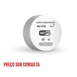 SWITCH CONCENTRADOR RF - WIFI  MONT SERRAT - PEÇA DE REPOSIÇÃO